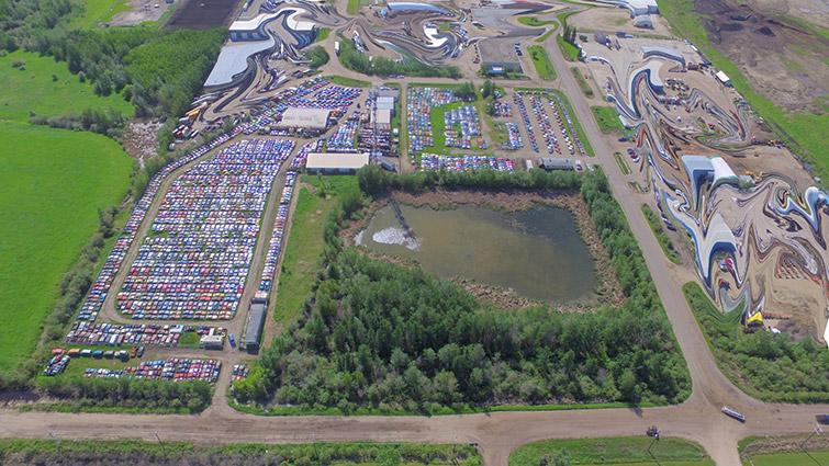 David T Aerial Image