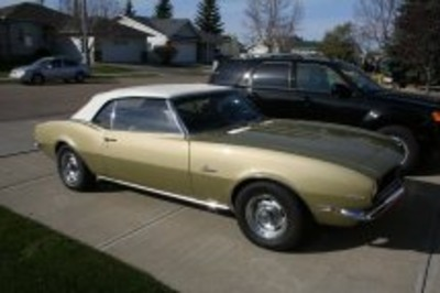 1968 Camaro Convertible For Sale Craigslist Images - Frompo